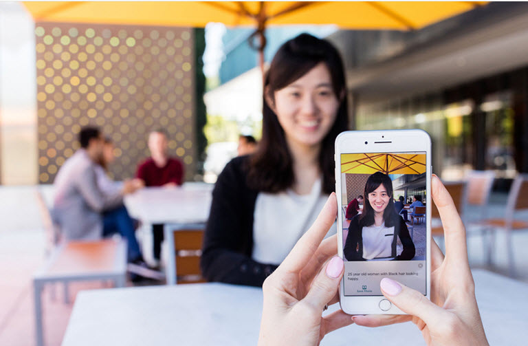 Seeing AI Blindness App Helps Blind People See
